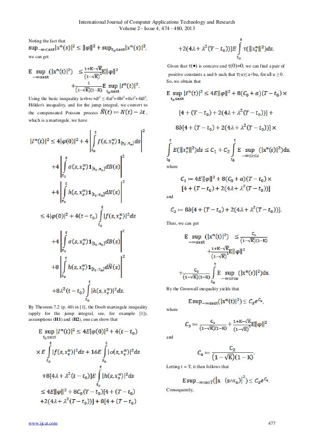 international journal of differential equations and applications