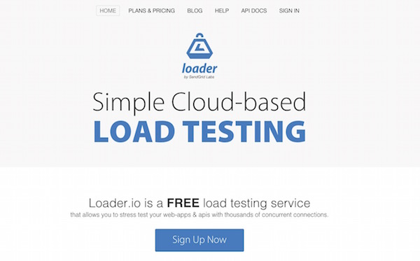 free load testing tools for php web applications
