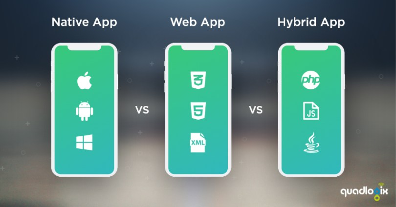 what is native mobile application