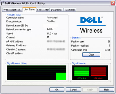 dell on screen display application