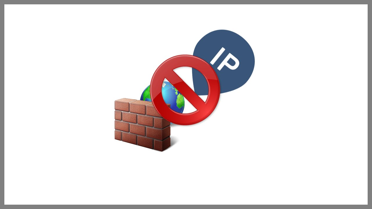 how to block application in firewall windows 7
