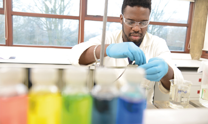 application of chemistry in forensic science