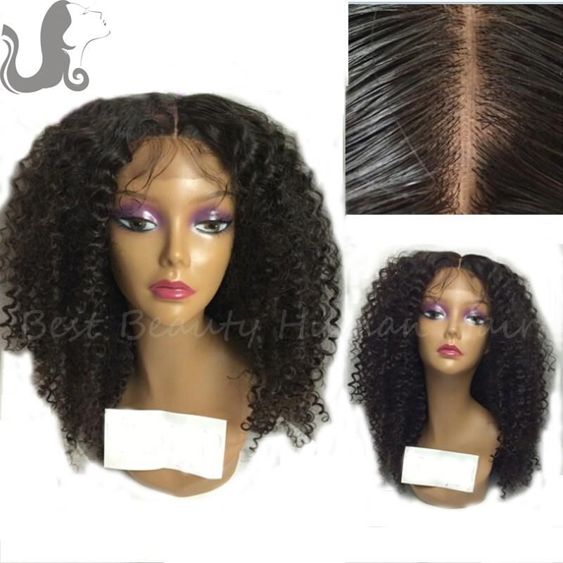 glueless full lace wig application