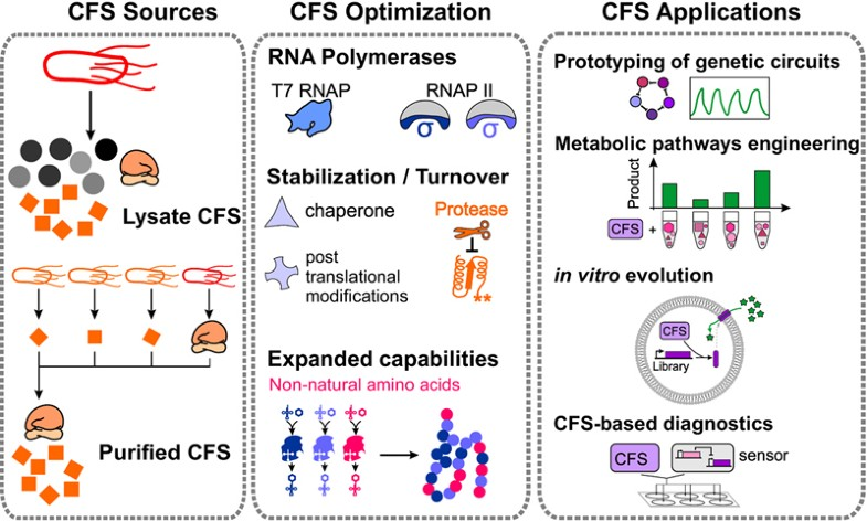 artificial dna methods and applications