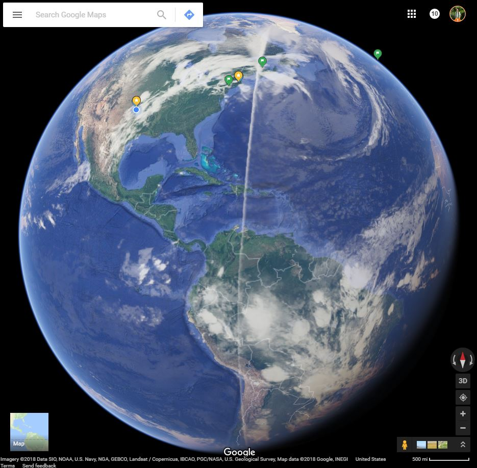 google earth application free download