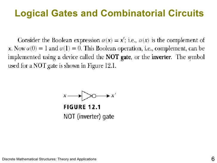 application of boolean algebra to switching circuits