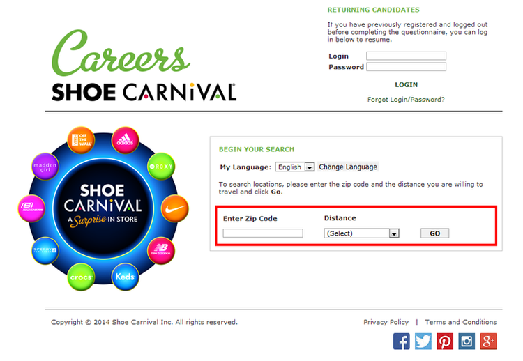 payless shoes online application for employment