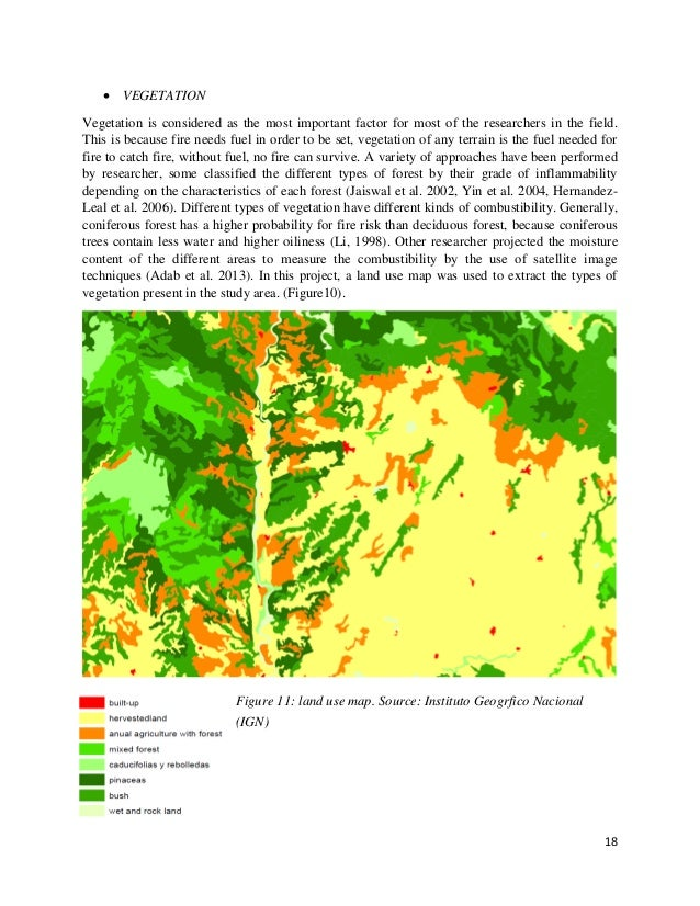 application of gis in forestry