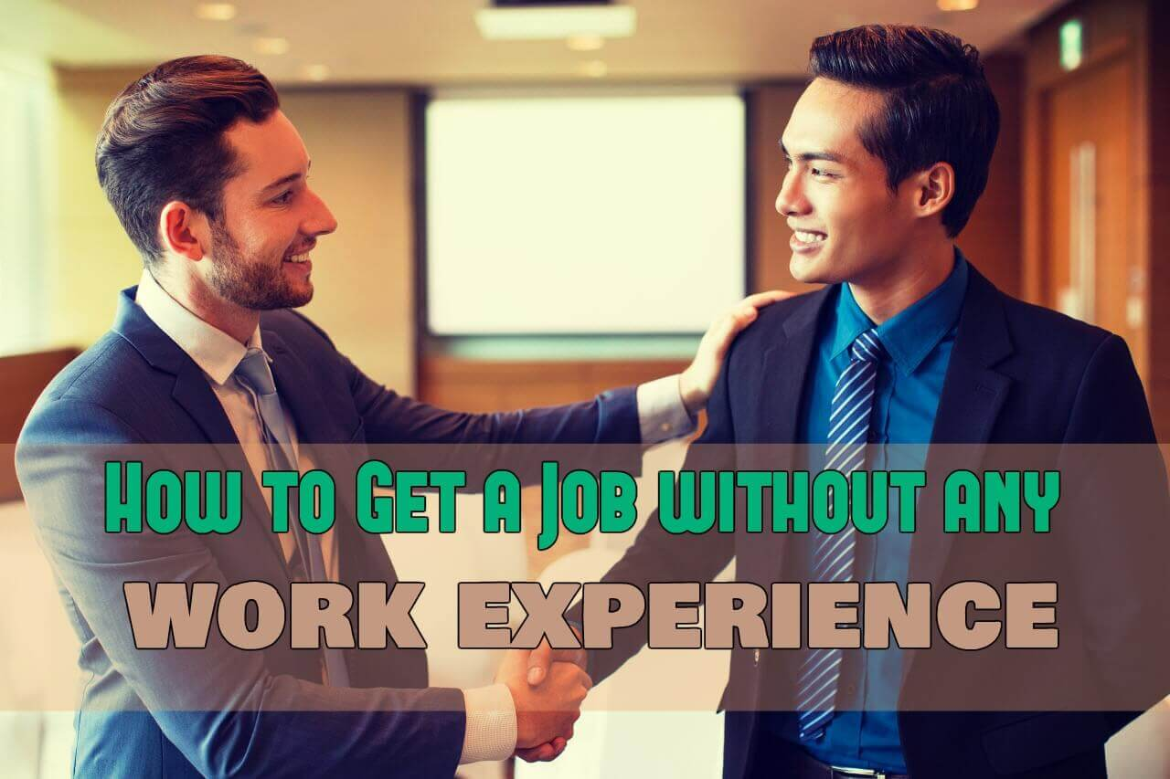 how to describe work experience on an application