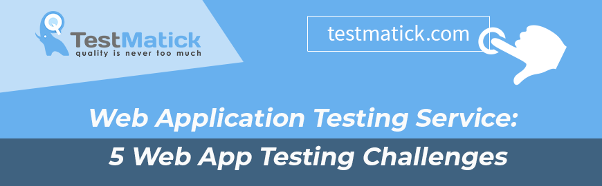 content testing in web application