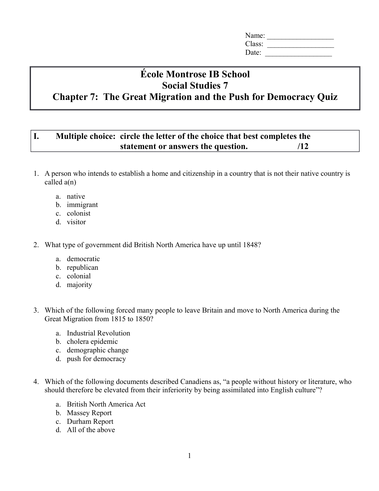 english test for canadian citizenship application