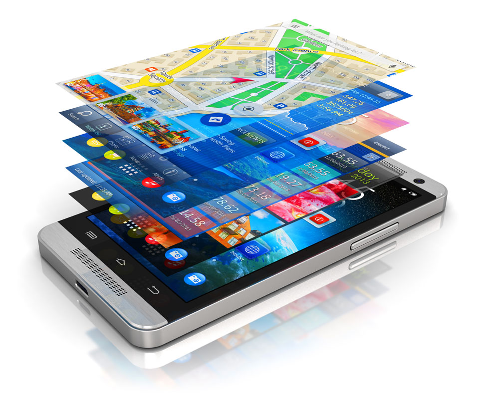 mobile computing applications and services