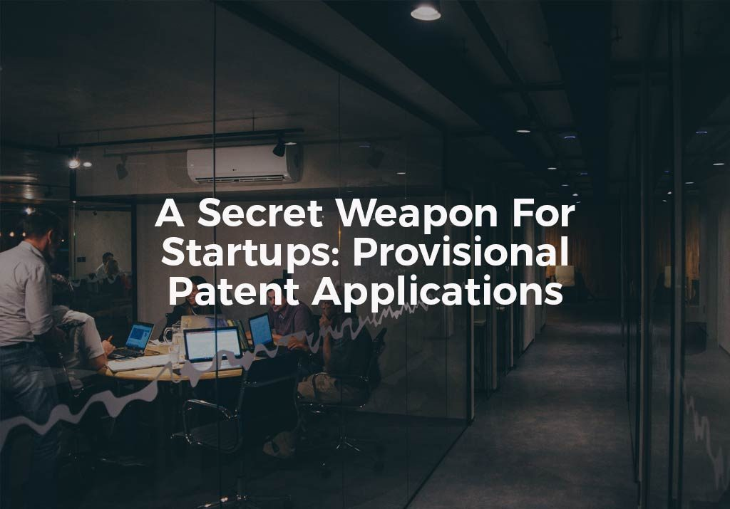 what is a provisional patent application